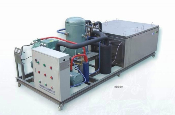 Bag Ice Machine MBB Series